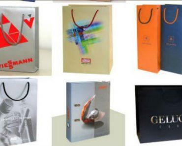 In túi giấy Marketing, túi giấy bán hàng giá rẻ