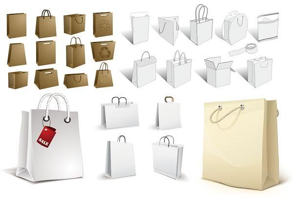 các mẫu túi giấy kraft