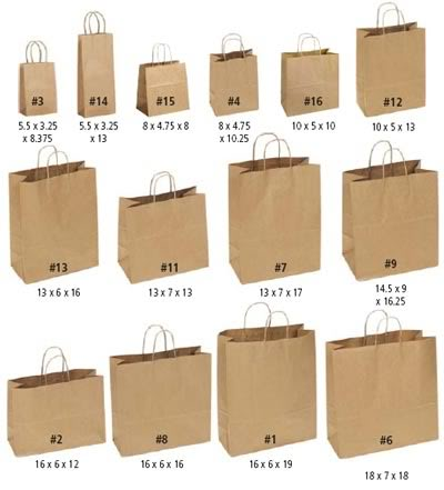 sản xuất túi giấy kraft