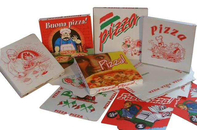 In hộp Pizza đẹp rẻ tại HCM