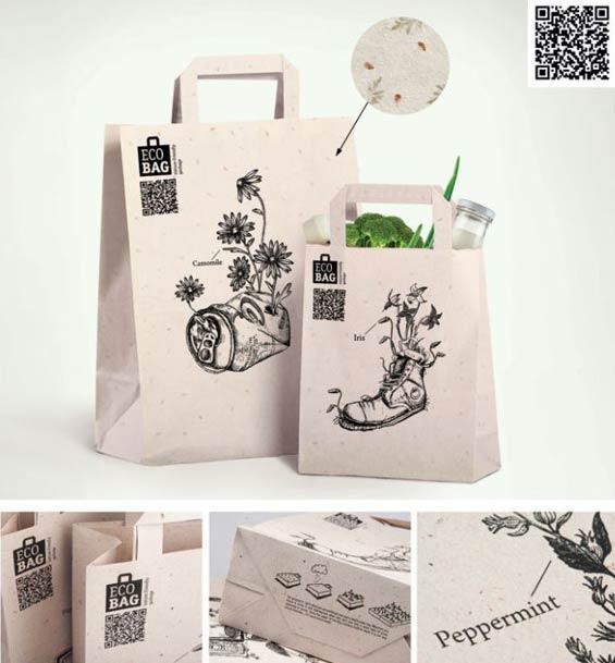 10 sản phẩm túi giấy có thiết kế đẹp - hinh 2
