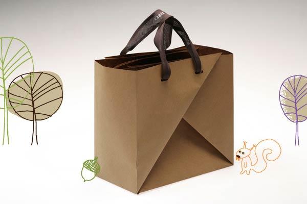 10 sản phẩm túi giấy có thiết kế đẹp - hinh 6