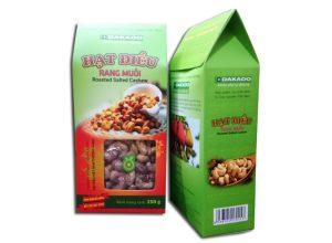 Sản xuất hộp giấy in offset đựng hạt điều xuất khẩu - hinh 1