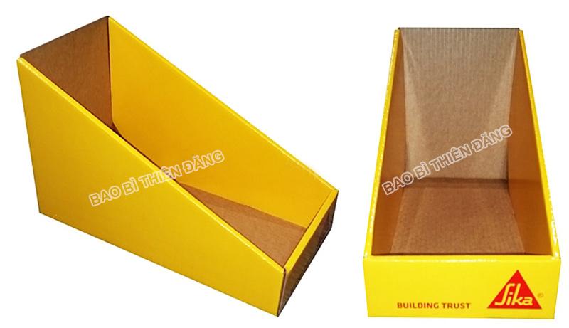 Sản xuất khay giấy, vỉ giấy,. trưng bày sản phẩm - hinh 4