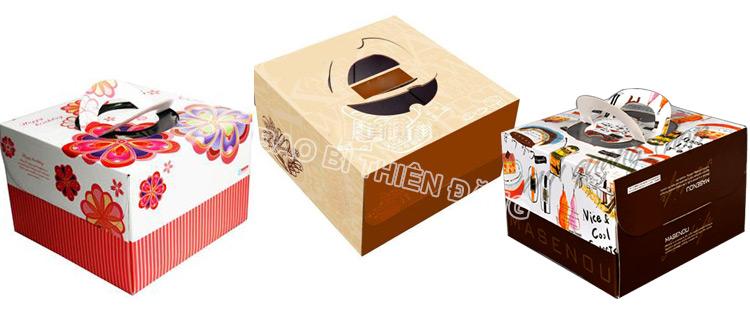 In hộp Bánh Kem đẹp - hinh 3