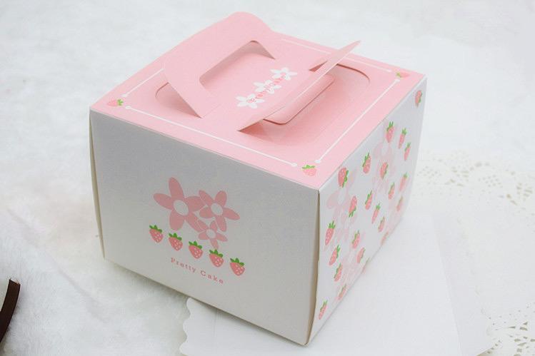 In hộp Bánh Kem đẹp - hinh 4