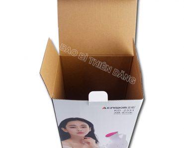 thùng giấy carton 3 lớp in offset chất lượng cao
