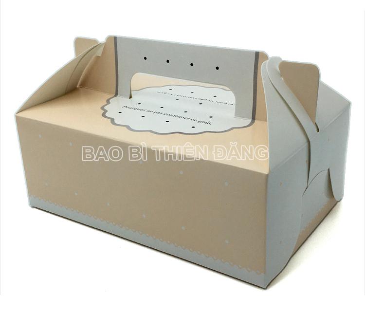 In hộp bánh sinh nhật đẹp, sang trọng với giá thành rẻ - hinh 9