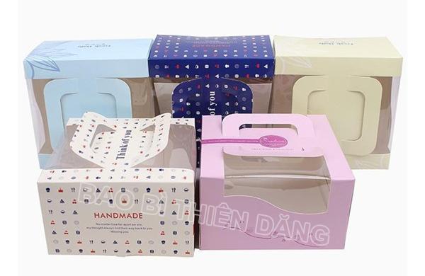 Địa chỉ in vỏ hộp bánh kem, hộp bánh sinh nhật giá rẻ tại TpHCM - hinh 1