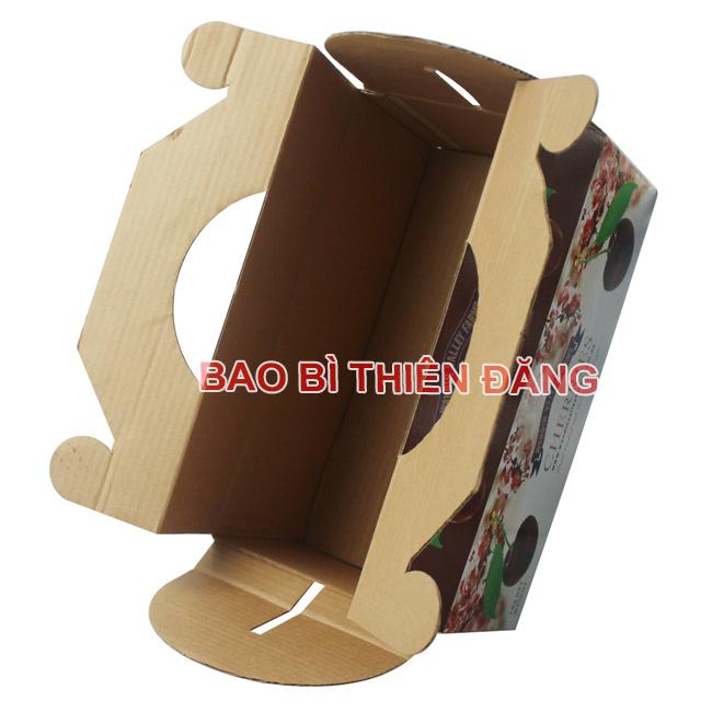 In hộp giấy đựng trái Cherry - hinh 3