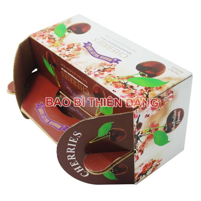 In hộp giấy đựng trái Cherry - hinh 6