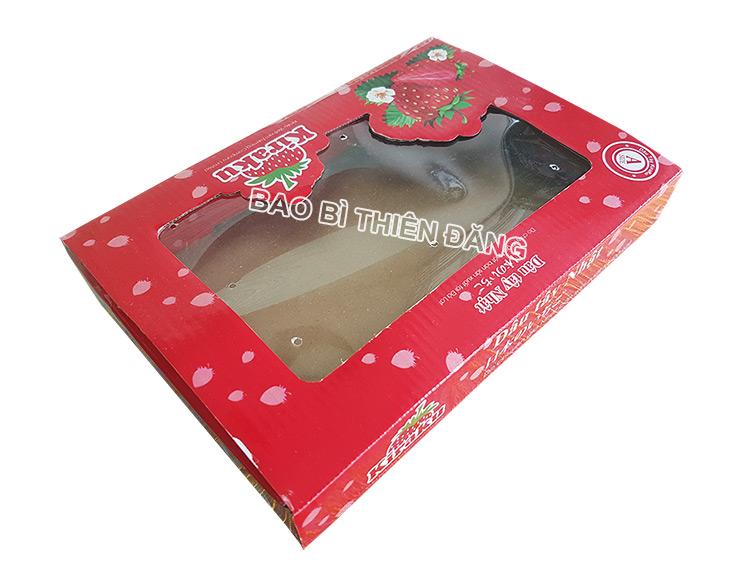 Sản xuất hộp carton đựng dâu tây giá rẻ tại tphcm - hinh 5