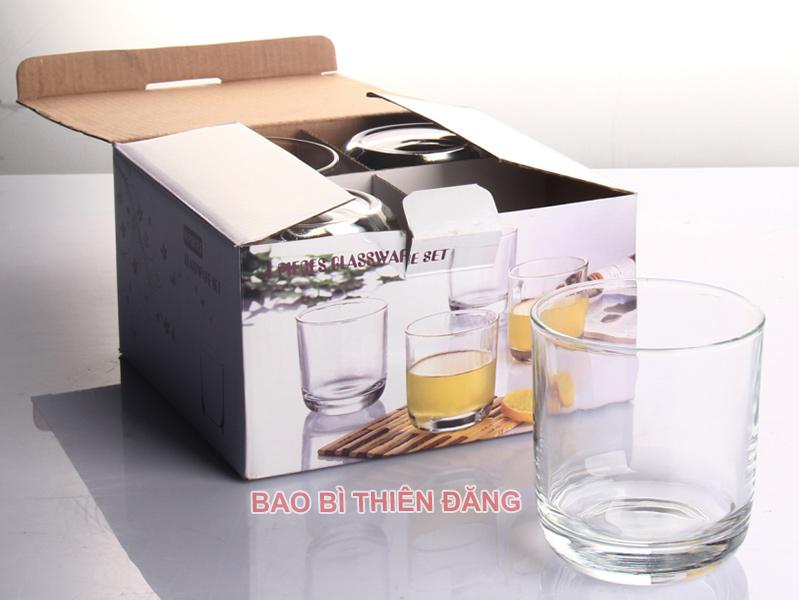 In hộp giấy đựng ly, ấm, chén thủy tinh giá rẻ - hinh 2